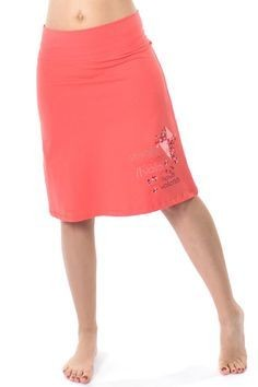 Message Factory Skirt, Message Factory ,Je vole ibiscus