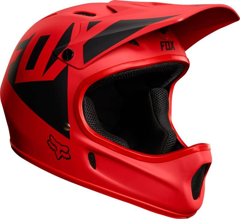 Fox Head Helmet, Fox Rampage
