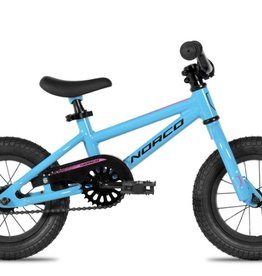 Norco Norco Sparkle Youth Girls Fuchsia/Cyan/Black 12""