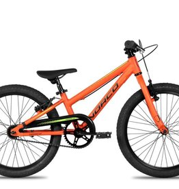 Norco Samurai A 20 Boys Orange/Green/Black