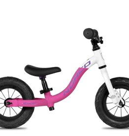 "Norco Mermaid RunBike 10"" White/Pink/Purple"