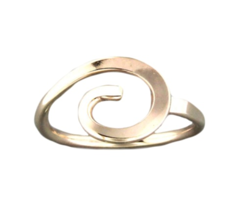 Mark Steel R62 Goldfilled Ring