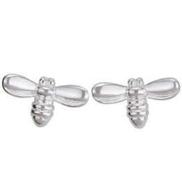 Steven + Clea Bumble bee Sterling Silver Earrings
