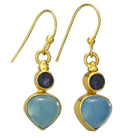 Steven + Clea Gemstone Earrings