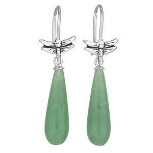 Steven + Clea Gemstone Sterling Silver Earrings