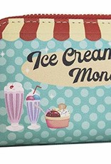 Valentina Oppezzo The Ice Cream Money Vegan Credit Card Holder