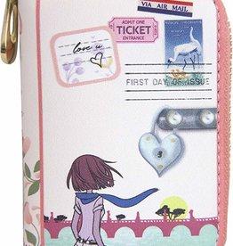 Valentina Oppezzo Morgana's Diary Vegan Credit Card Holder