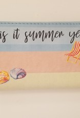 Valentina Oppezzo Is it Summer Yet? Handmade Vegan Friendly Wallet