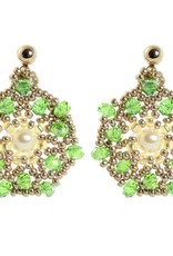 Esmeralda Lambert Earrings L24