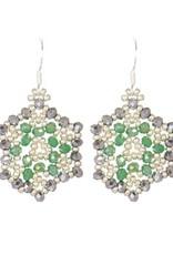 Esmeralda Lambert Earrings L47