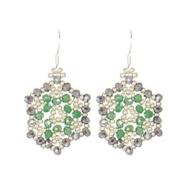 Esmeralda Lambert Earrings L47