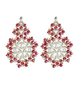 Esmeralda Lambert Earrings L68