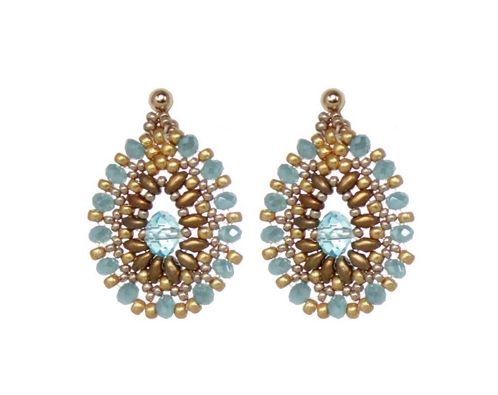 Esmeralda Lambert Earrings L76