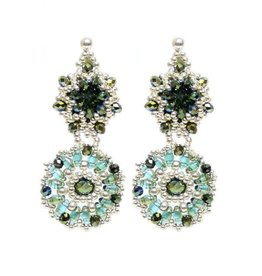 Esmeralda Lambert Earrings M53