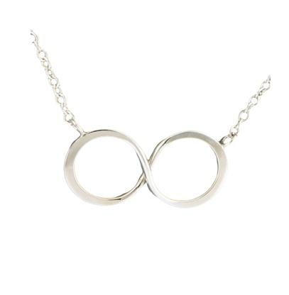 Mark Steel Infinity Pendant