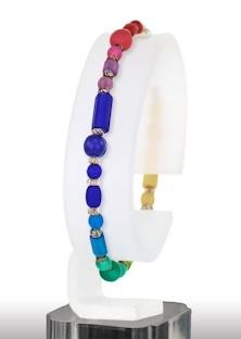 Austin Cake Cipher Dot Dash Bracelet