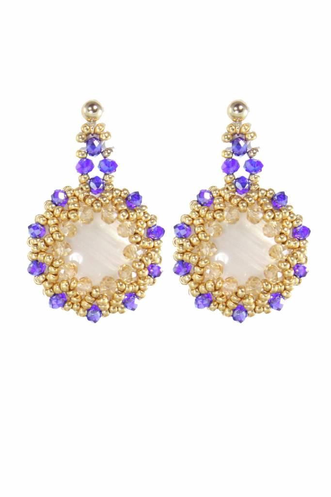 Esmeralda Lambert Earrings L44