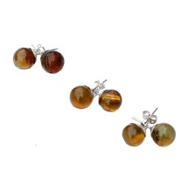 Esmeralda Lambert Amber Stud Ball ON SALE