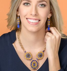 Esmeralda Lambert Necklace - LN61