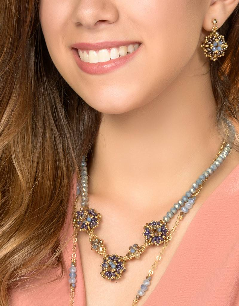 Esmeralda Lambert Necklace - MN132