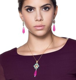 Esmeralda Lambert Necklaces LN-33