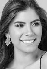 Esmeralda Lambert Earrings M130