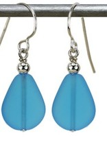 Austin Cake Earrings - Rain Drop