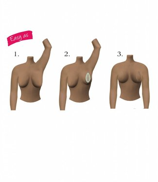 Pure Style Breast Lift Tape (3 pairs)