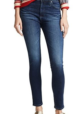 AG Farrah Skinny Ankle - 4 years deep wash