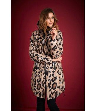 Etage Leopard Coat