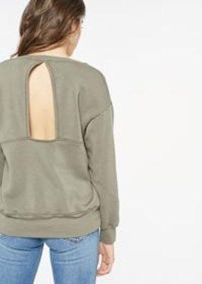 Project Social T Maida Cutout Sweatshirt