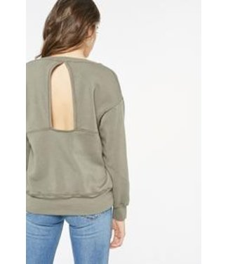 Project Social T Maida Cutout Sweatshirt