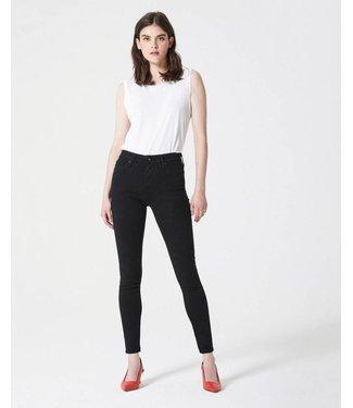 AG Farrah Skinny - Super Black
