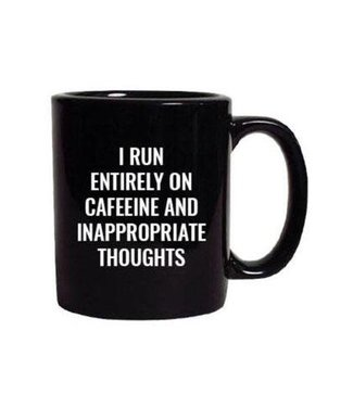 Innapropriate Thoughts Mug
