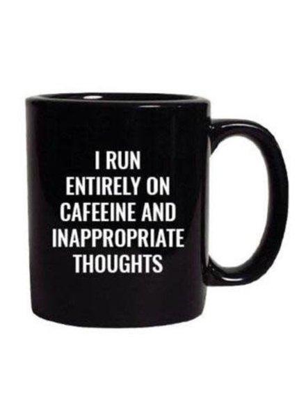 Innapropriate Thoughts Mug