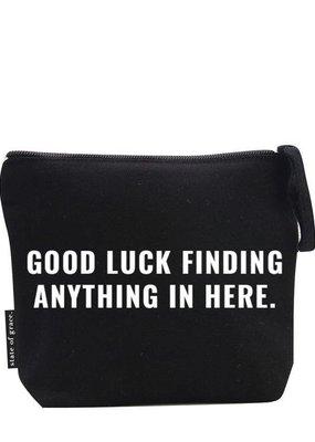 Good Luck - Large Zip