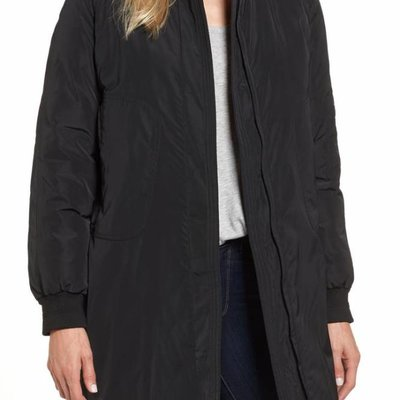 NVLT Luxe Faux Down Coat