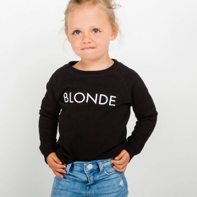 Little Babes by Brunette the Label Blonde Kids Crew