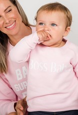 Little Babes by Brunette the Label Boss Babe Kids Crew