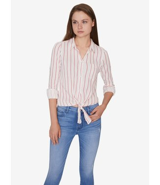 Sanctuary Hayley tie front shirt