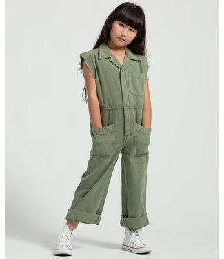 Kids Safari Camp Overalls