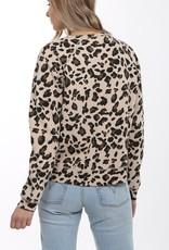 Brunette the Label Blonde Middle Sister - Leopard