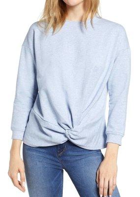 Bishop & Young Front Twist Sweatshirt