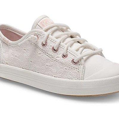 Keds Kids Kickstart Toe Cap Sneaker