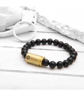 Brass & Unity Warrior - Black Onyx