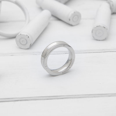 Brass & Unity Unity Ring - Silver