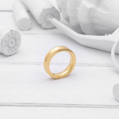 Brass & Unity Unity Ring - Gold