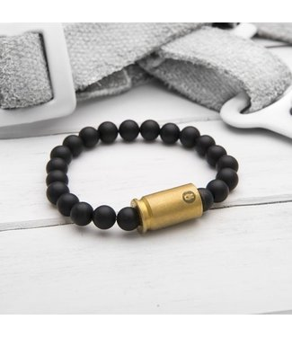 Brass & Unity Warrior - Matte Black Onyx