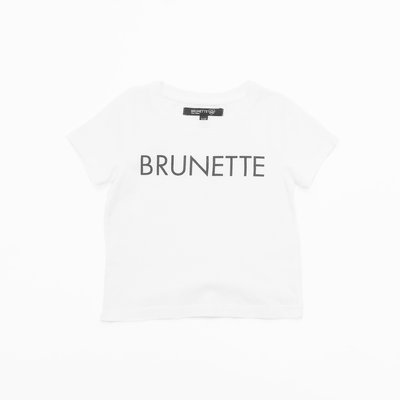 Little Babes by Brunette the Label Brunette Tee