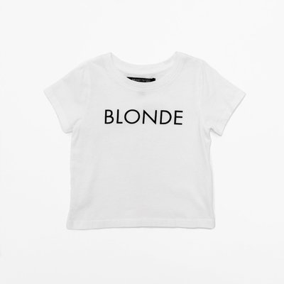 Little Babes by Brunette the Label Blonde Tee